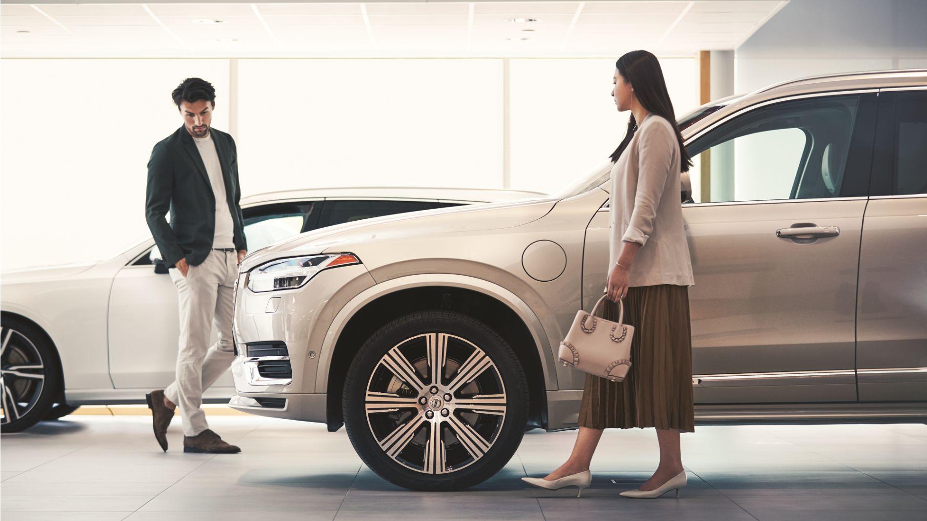 Додаткова персональна гарантія* на запчастини Volvo