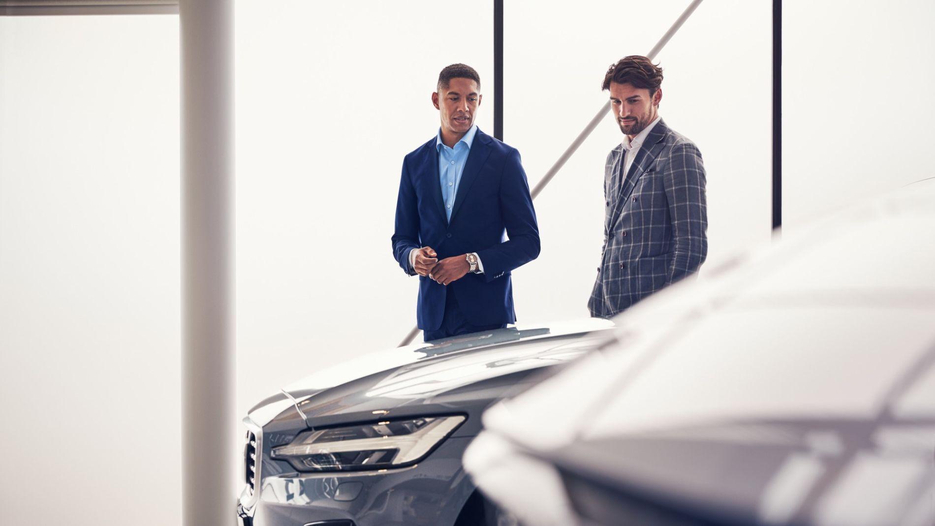 Вигода у 2% на новий Volvo*