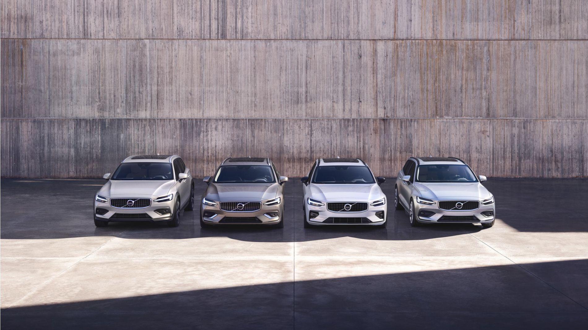 Безкоштовні підмінні авто Volvo