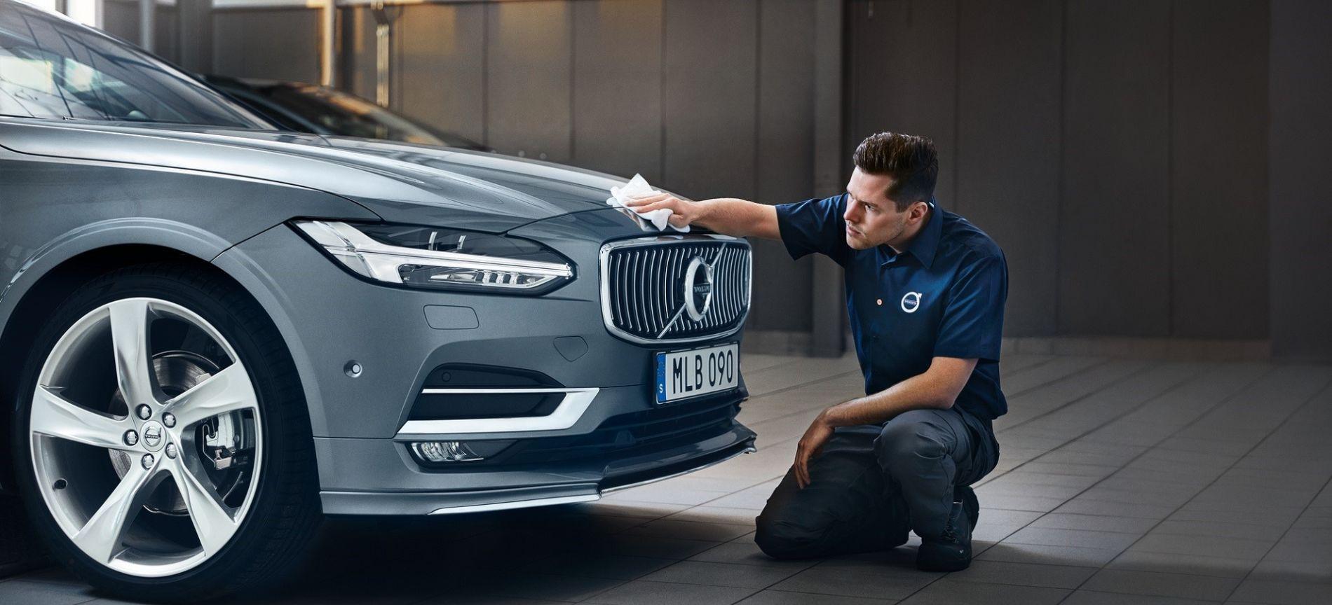 Комплексна програма повного догляду за інтер'єром та екстер'єром Вашого Volvo